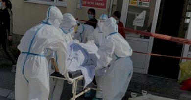 Novi Pazar'da Koronavirüs Çaresizliği Devam Ediyor