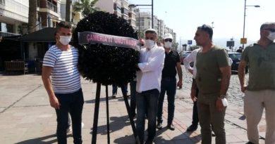 """""""Çameria Katliamı"""" İzmir'de Anıldı"""