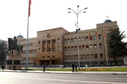 Makedonya Türkiye Askeri Mali İşbirliği Anlaşması Meclis'ten Geçti