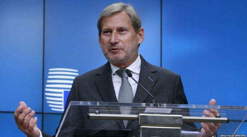(SON DAKİKA) AB Komisyonu: Makedonya Üyelik Görüşmelerini Başlatsın
