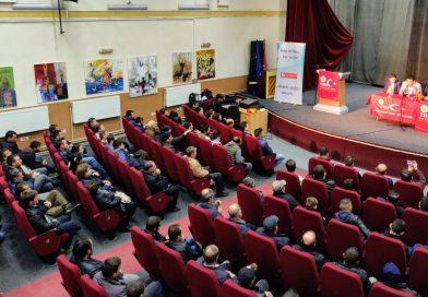 Türk Hareket Partisi Radoviş'te Halkla Buluştu