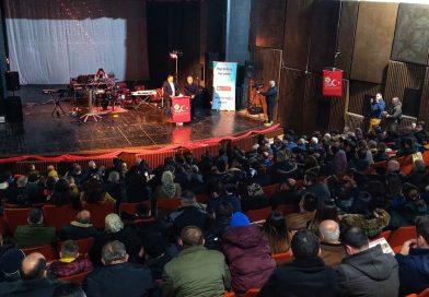 THP Kırçova'da Halkla Buluşma Toplantısı Düzenledi
