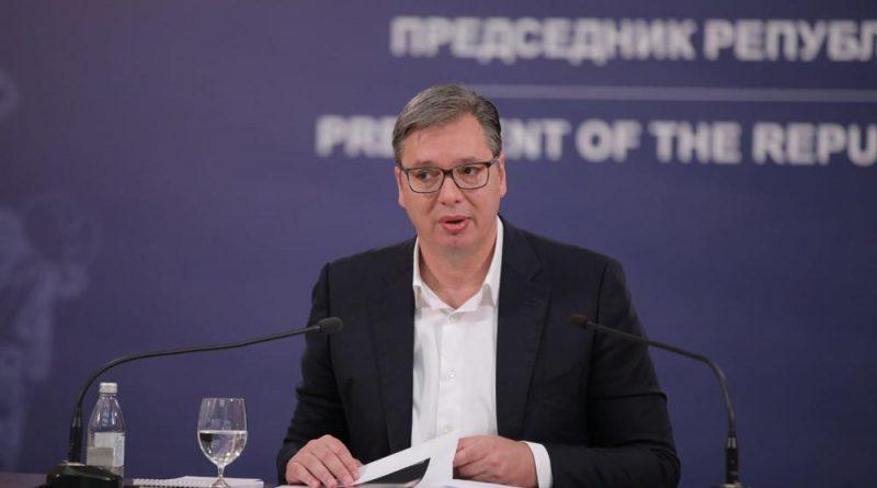 Vuçiç: Kosova Türkiye Değildir