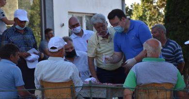 TMBH Seçim Çalışmalarını Vasilevo, Konçe ve Radoviş'te Sürdürdü