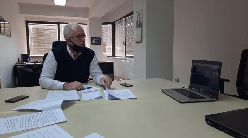 Menfi İlyaz  Sınır Yönetimi Koordinasyon Merkezine Atandı