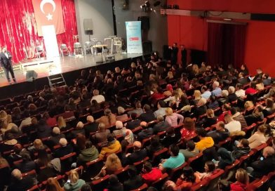 THP Genel Başkanı Enes İbrahim: Hedefe Doğru Devam