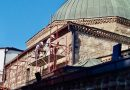 ABD Üsküp Büyükelçiliği Çifte Hamam'ı Restore Etti